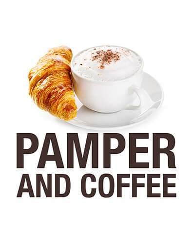 Pamper and Coffee