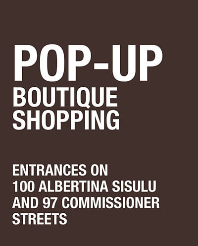 Pop-Up Boutique Shopping