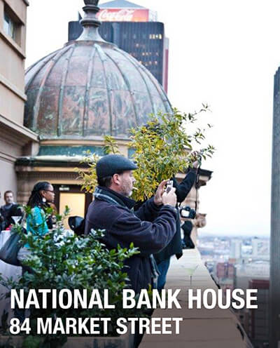 National Bank House