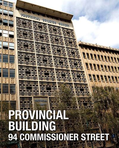 Provincial Building
