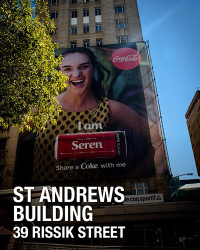 St Andrews Building