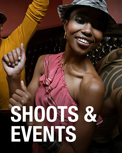 Shoots & Events