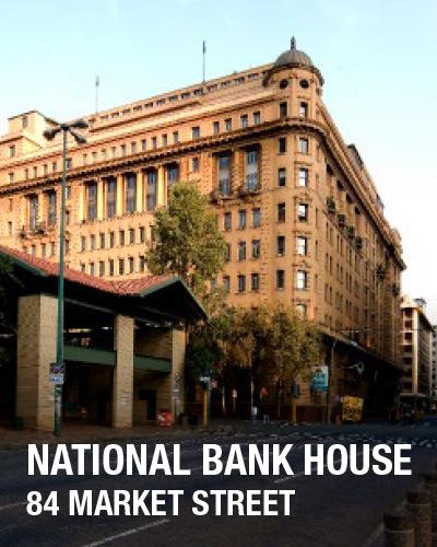 National Bank House
